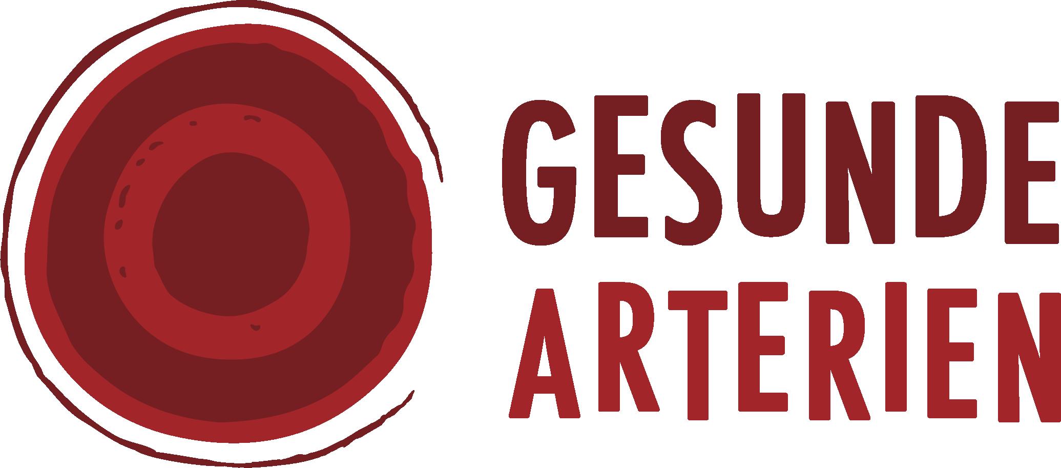 Gesunde Arterien Logo